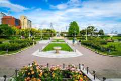 Πάρκο Yamashita Στοκ φωτογραφία με δικαίωμα ελεύθερης χρήσης