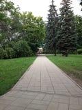 Πάρκο Yankovskogo στοκ εικόνα με δικαίωμα ελεύθερης χρήσης