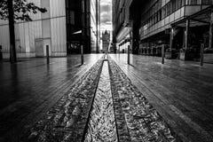 Πάροδοι Λονδίνο νερού στοκ φωτογραφίες με δικαίωμα ελεύθερης χρήσης