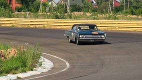 Πάροδος πάρκων υδραργύρου, αργόστροφη εκλεκτής ποιότητας οδήγηση αυτοκινήτων πέρα από την επαρχία φιλμ μικρού μήκους