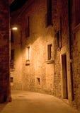 πάροδος τα παλαιά ισπανι&kapp στοκ φωτογραφίες με δικαίωμα ελεύθερης χρήσης