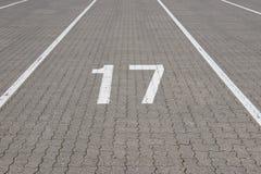 Πάροδος αριθμός 17 πορθμείων Στοκ Εικόνες