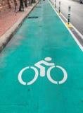 Πάροδος ποδηλάτων της Μπανγκόκ Στοκ φωτογραφίες με δικαίωμα ελεύθερης χρήσης