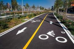 Πάροδος ποδηλάτων NYC Στοκ εικόνες με δικαίωμα ελεύθερης χρήσης