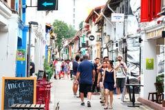 Πάροδος Σιγκαπούρη Haji Στοκ εικόνες με δικαίωμα ελεύθερης χρήσης