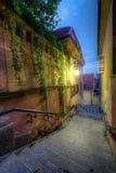 Πάροδος στην παλαιά Βαρσοβία Στοκ φωτογραφία με δικαίωμα ελεύθερης χρήσης