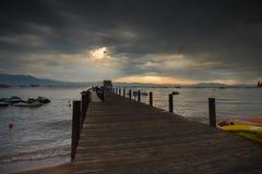 Πάρτε την αποβάθρα Tahoe Στοκ φωτογραφίες με δικαίωμα ελεύθερης χρήσης