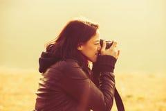 Πάρτε τη φωτογραφία Στοκ φωτογραφία με δικαίωμα ελεύθερης χρήσης
