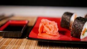 Πάρτε το ρόλο της Maki από το πιάτο φιλμ μικρού μήκους