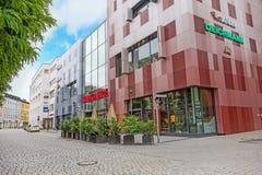 Πάσσαου Stadtgalerie Στοκ Εικόνες