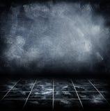 Πάτωμα και τοίχος Στοκ φωτογραφία με δικαίωμα ελεύθερης χρήσης