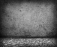 Πάτωμα και τοίχος Στοκ Εικόνες