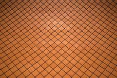 Πάτωμα κεραμιδιών σύστασης Στοκ φωτογραφίες με δικαίωμα ελεύθερης χρήσης