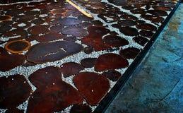Πάτωμα ξυλείας Στοκ φωτογραφία με δικαίωμα ελεύθερης χρήσης