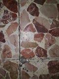 Πάτωμα που σπάζουν Στοκ Φωτογραφίες