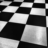 Πάτωμα σκακιού Στοκ εικόνα με δικαίωμα ελεύθερης χρήσης
