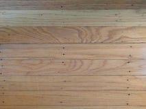 Πάτωμα σκληρού ξύλου που ξεπερνιέται Στοκ φωτογραφία με δικαίωμα ελεύθερης χρήσης