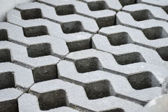 Πάτωμα του σπιτιού φραγμών Στοκ φωτογραφία με δικαίωμα ελεύθερης χρήσης