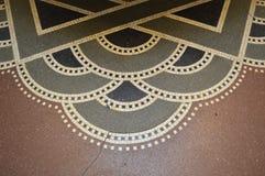 Πάτωμα του Art Deco στην Κοπεγχάγη Στοκ Εικόνα