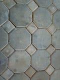 Πάτωμα τούβλου Στοκ Φωτογραφίες