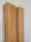 πάτωμα χαρτονιών ξύλινο Στοκ Εικόνες