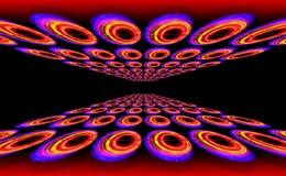 πάτωμα disco χορού απεικόνιση αποθεμάτων