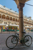 Πάδοβα - πλατεία delle della Ragione Erbe και Palazzo Στοκ φωτογραφίες με δικαίωμα ελεύθερης χρήσης