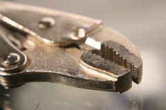 πένσες κλειδώματος Στοκ Εικόνα