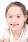 πέντε έτη κοριτσιών Στοκ φωτογραφία με δικαίωμα ελεύθερης χρήσης