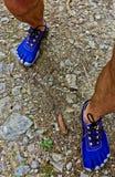 Πέντε παπούτσια δάχτυλων Στοκ φωτογραφίες με δικαίωμα ελεύθερης χρήσης