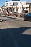 πέρασμα βαρκών στην αναμονή Στοκ Φωτογραφία