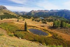 Πέρασμα βουνών, Κολοράντο Στοκ Φωτογραφίες
