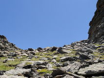 Πέρασμα βουνών του Κολοράντο Στοκ Εικόνα