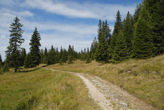 πέρασμα βουνών στοκ εικόνες με δικαίωμα ελεύθερης χρήσης