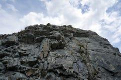 Πέρασμα βουνών Taman Chike Στοκ Φωτογραφία