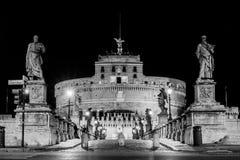 Πέρασμα γεφυρών Sant ` Angelo Ponte Στοκ Εικόνες