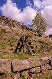 Πέρασμα ενός σκαλιού στη μέγιστη περιοχή στοκ φωτογραφίες με δικαίωμα ελεύθερης χρήσης