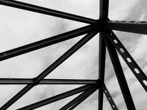 Πέρασμα μιας γέφυρας Στοκ Εικόνες