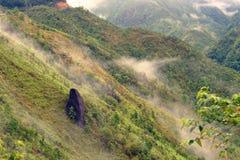 Πέρασμα πυλών ουρανών στην κοιλάδα Sa PA στοκ εικόνες