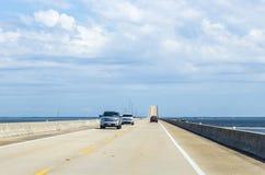 Πέρασμα της γέφυρας νησιών δελφίνων στοκ φωτογραφία με δικαίωμα ελεύθερης χρήσης