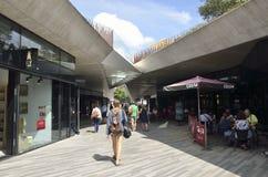 Πέρασμα του comercial κέντρου Στοκ φωτογραφία με δικαίωμα ελεύθερης χρήσης