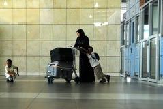Πέρασμα Erez - Ισραήλ Στοκ φωτογραφία με δικαίωμα ελεύθερης χρήσης