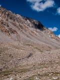 Πέρασμα Khardungla Στοκ φωτογραφία με δικαίωμα ελεύθερης χρήσης