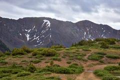 Πέρασμα Loveland, Κολοράντο στοκ εικόνες με δικαίωμα ελεύθερης χρήσης