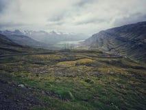 Πέρασμα Oxi στην Ισλανδία στοκ φωτογραφίες με δικαίωμα ελεύθερης χρήσης