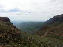 Πέρασμα Sani - Νότια Αφρική Στοκ Φωτογραφία