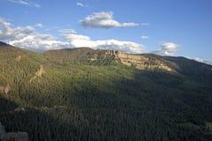 Πέρασμα Wolf Creek Στοκ φωτογραφία με δικαίωμα ελεύθερης χρήσης