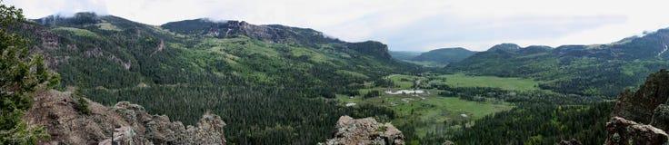 Πέρασμα Wolf Creek Στοκ Εικόνες