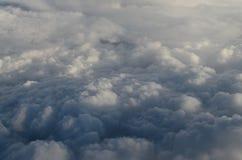 Πέρα από τα σύννεφα Στοκ φωτογραφία με δικαίωμα ελεύθερης χρήσης