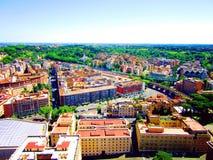 Πέρα από τη Ρώμη στοκ εικόνες
